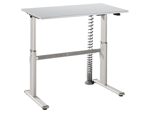 Kabelspirale Büromöbel, Kabelwurm Schreibtisch, Kabelspirale hoch, Kabelspirale sehr dehnbar, Kabelspirale elektromotorische Schreibtische, Kabelschlange elektrische Schreibtische, Kabelspirale Stehsitz-Tische