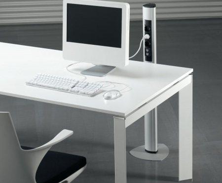 Elektrosäule Büro, Energiesäule Büro, Steckdosensäule Büro, Kabelmanagement Büromöbel, Schreibtisch elektrifizieren, Kabel anstecken Schreibtisch, Steckdosen Schreibtisch, Steckdosen Büromöbel, Datenverbindung Büromöbel