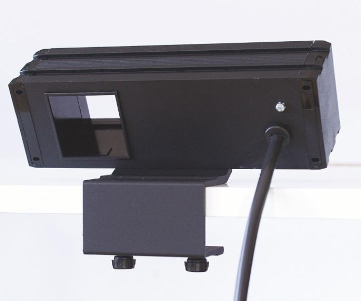Auftischsteckdosenleiste UPD Desk, Schuko USB Steckdose