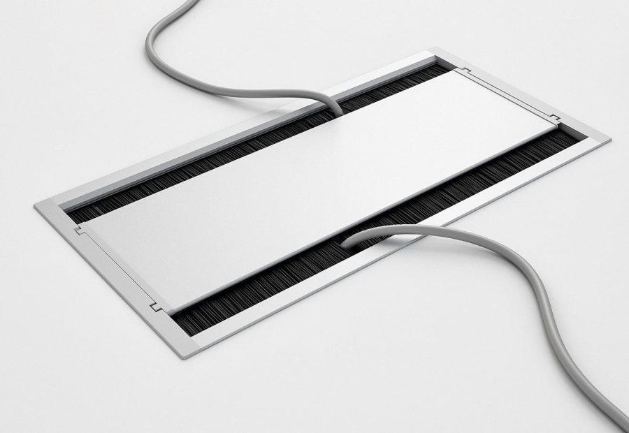 b rom bel kabelmanagement gitterkabelkanal cpu halter kabelwanne. Black Bedroom Furniture Sets. Home Design Ideas